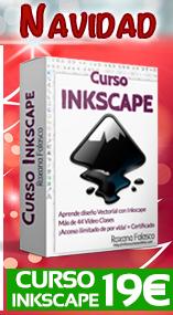 Curso Inkscape Promo Navidad