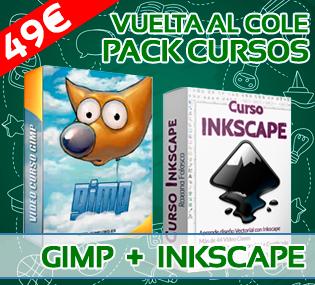 Curso GIMP + Inkscape