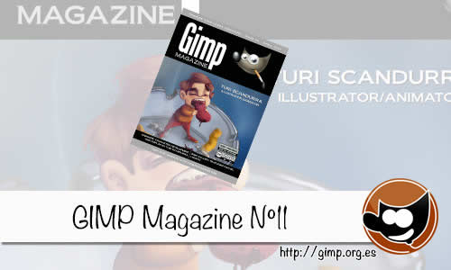 GIMP Magazine Nº11
